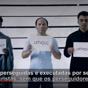 «Vídeo do Papa»: Francisco lembra cristãos perseguidos