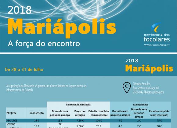 Mariápolis 2018
