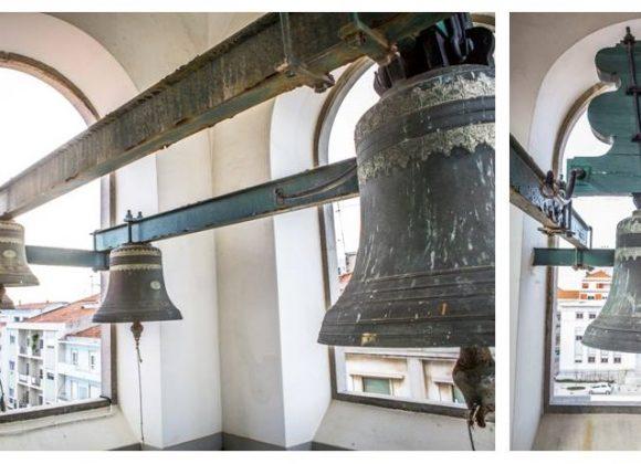 Nota sobre a reabilitação dos sinos da Igreja Paroquial
