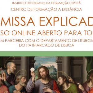 A Missa Explicada – Formação online