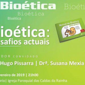 Conferência sobre Bioética: desafios actuais