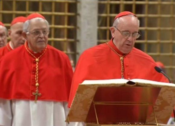 Seis anos com o Papa Francisco