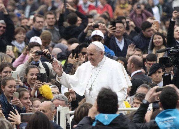 Papa renova apelo pela paz em Jerusalém