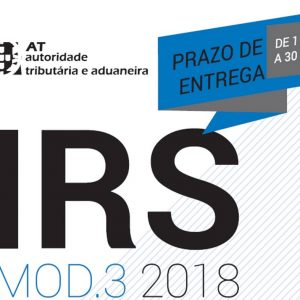 Consignação de 0,5% do IRS a favor do Centro Social Paroquial