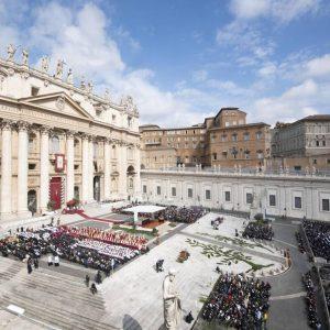 Papa apela à oração pela paz no Médio Oriente