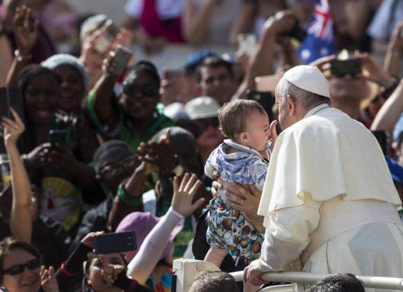 Papa apela à defesa da vida «desde a concepção»