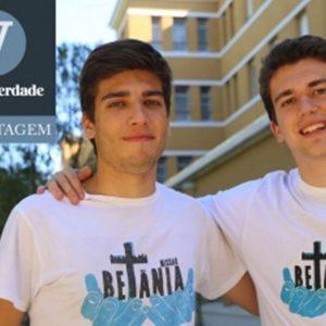 """""""Amizades em Cristo"""" – missão no Seminário dos Olivais"""