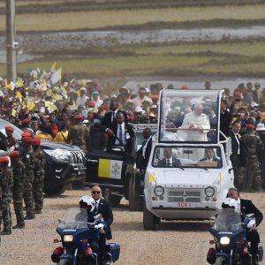 Papa defende «espírito de fraternidade» para combater pobreza
