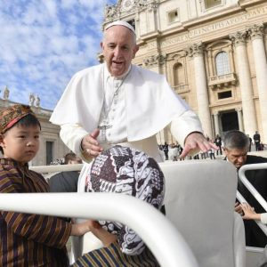 Mensagem do Papa Francisco para o Dia Mundial do Migrante e do Refugiado