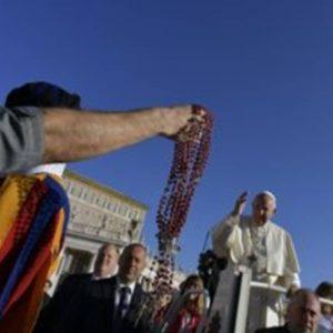 Papa desafia católicos a ser «testemunhas da bondade do Senhor»