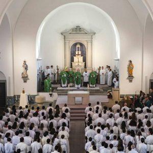 Caldas da Rainha recebeu Encontro Diocesano de Acólitos