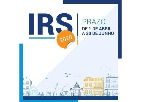 Consignação de 0,5% do IRS a favor do Centro Social Paroquial