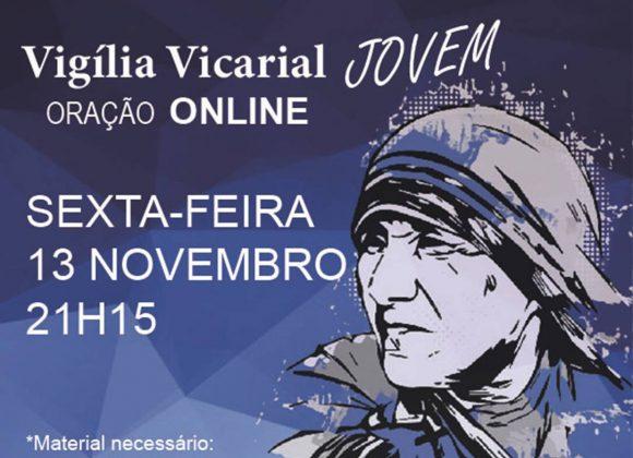 Vigília Vicarial Online | 13-11-2020