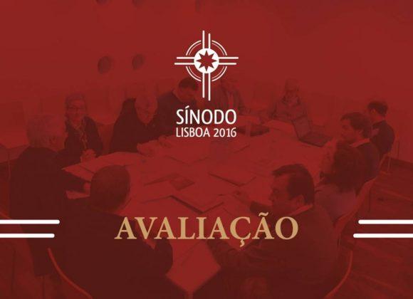 Processo de avaliação do Sínodo Diocesano 2016