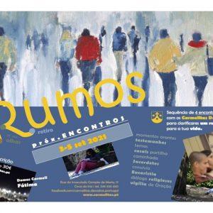 """Encontros vocacionais """"Rumos"""" em Fátima"""