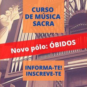 Curso de Música Sacra em Óbidos